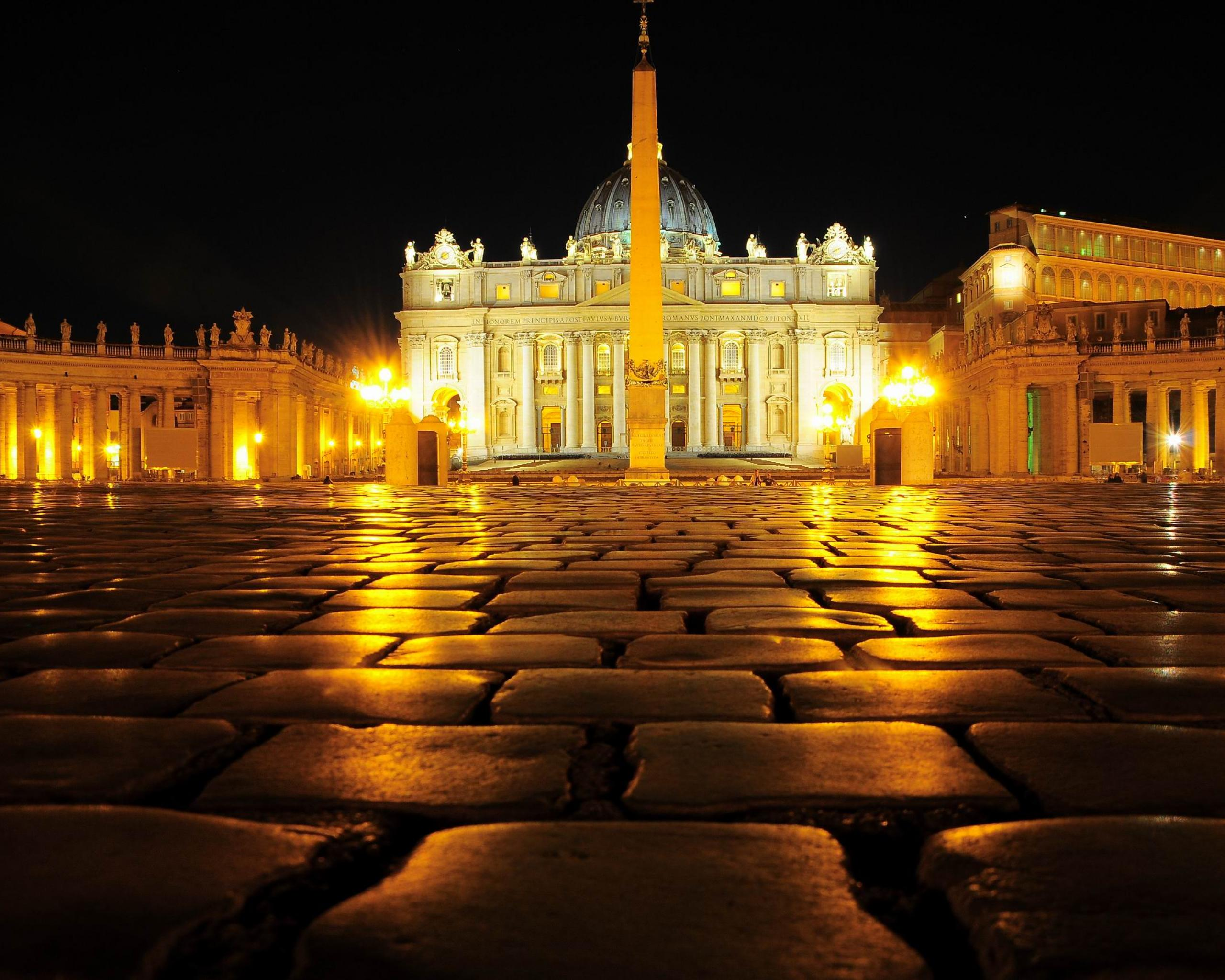 1-ый вВатикане аудит финансов начнут немедленно